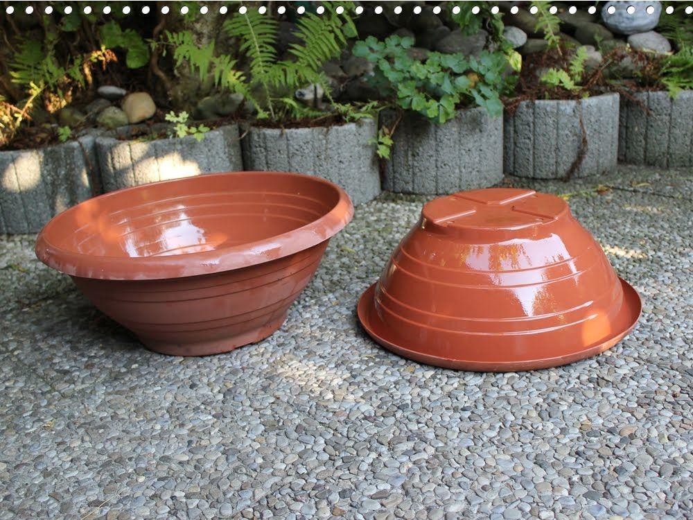 perlenhuhn: feuerschale aus beton selbstgemacht + stockbrot, Garten und erstellen