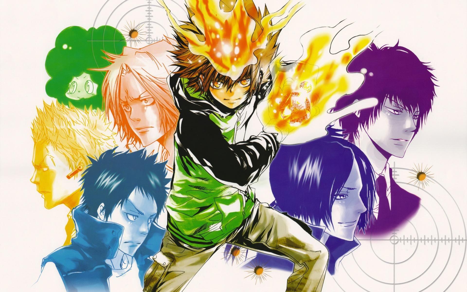 Katekyo hitman reborn wallpaper random anime pinterest hitman katekyo hitman reborn wallpaper voltagebd Gallery