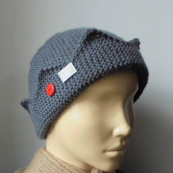 c10032cd1 Jughead beanie Jughead Jones beanie Jughead Jones hat Riverdale clothing  Whoopee hat Crown hat Warm