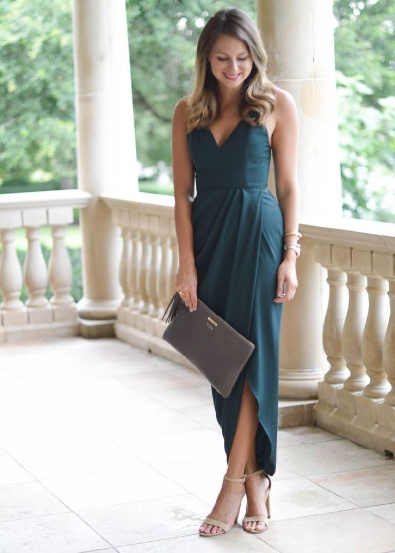 Fall Wedding Guest Outfits Attire Fashion Elegant
