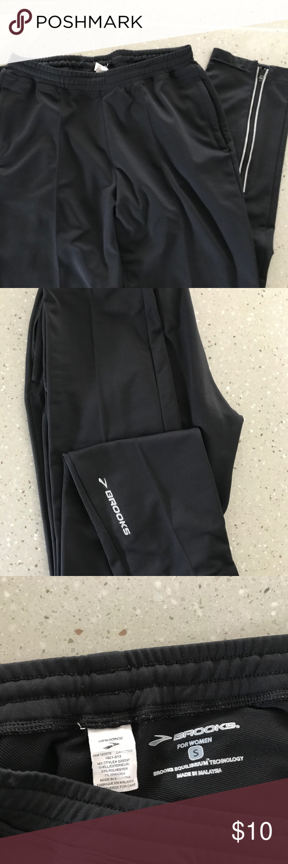 Brooks Athletic Pant Athletic Pants Pants Clothes Design