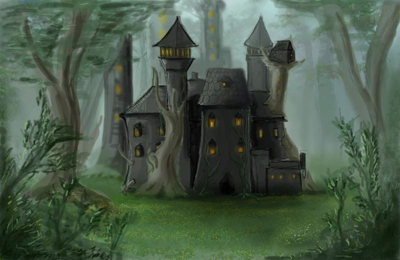 Environment by #Witches-castle