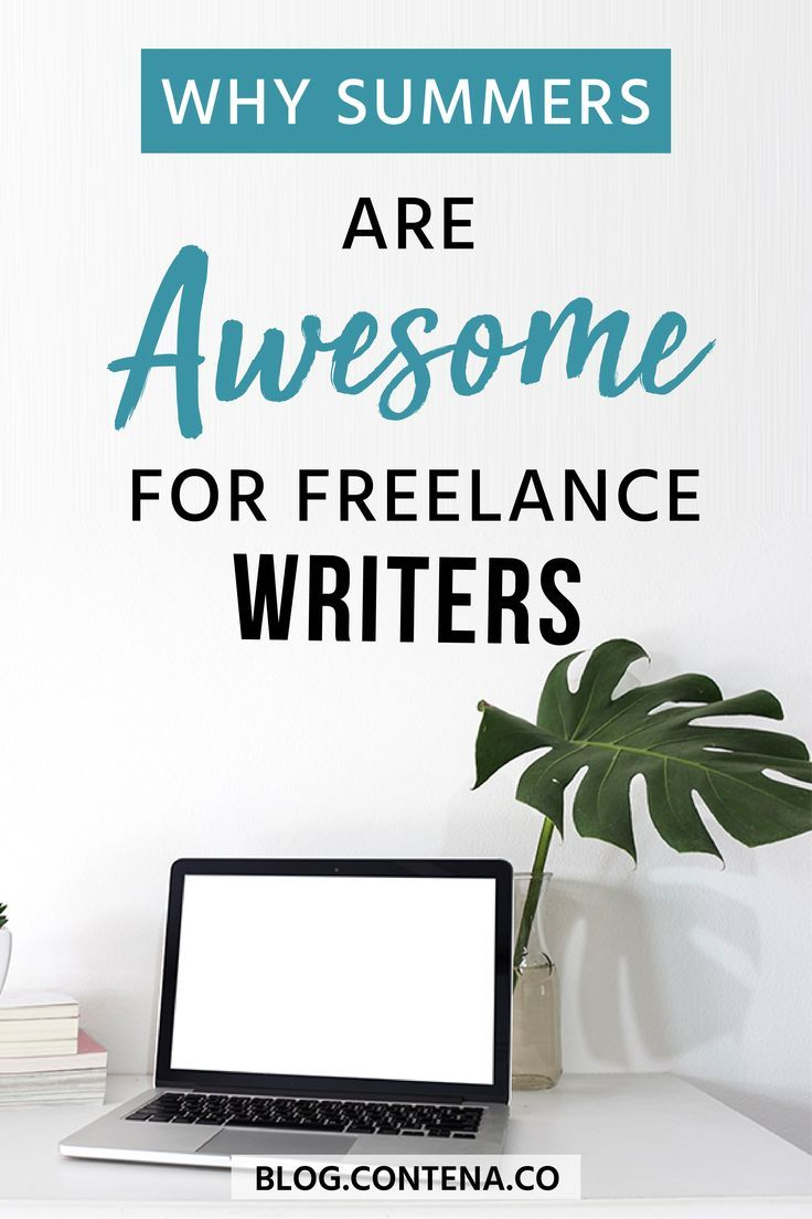 How to Make the Most of Summer as a Freelancer Make