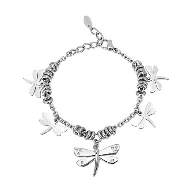 in vendita 707bd 64626 2 Jewels BRACCIALE FARFALLE acciaio 231858 Grace 2JEWELS ...