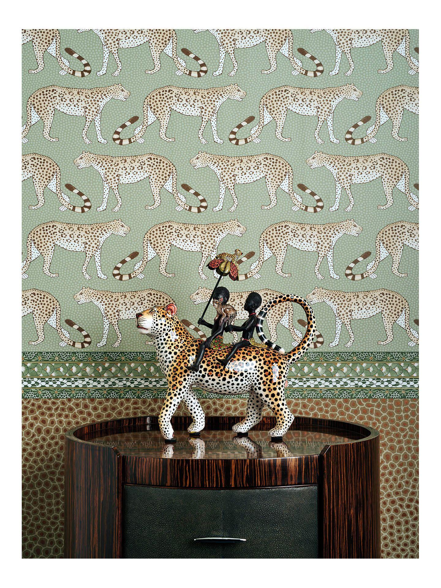 Cole & Son Ardmore Wallpaper Border, 109/5024 Wallpaper