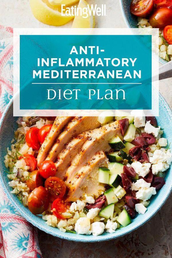 Anti-Inflammatory Mediterranean Diet Plan In 2020