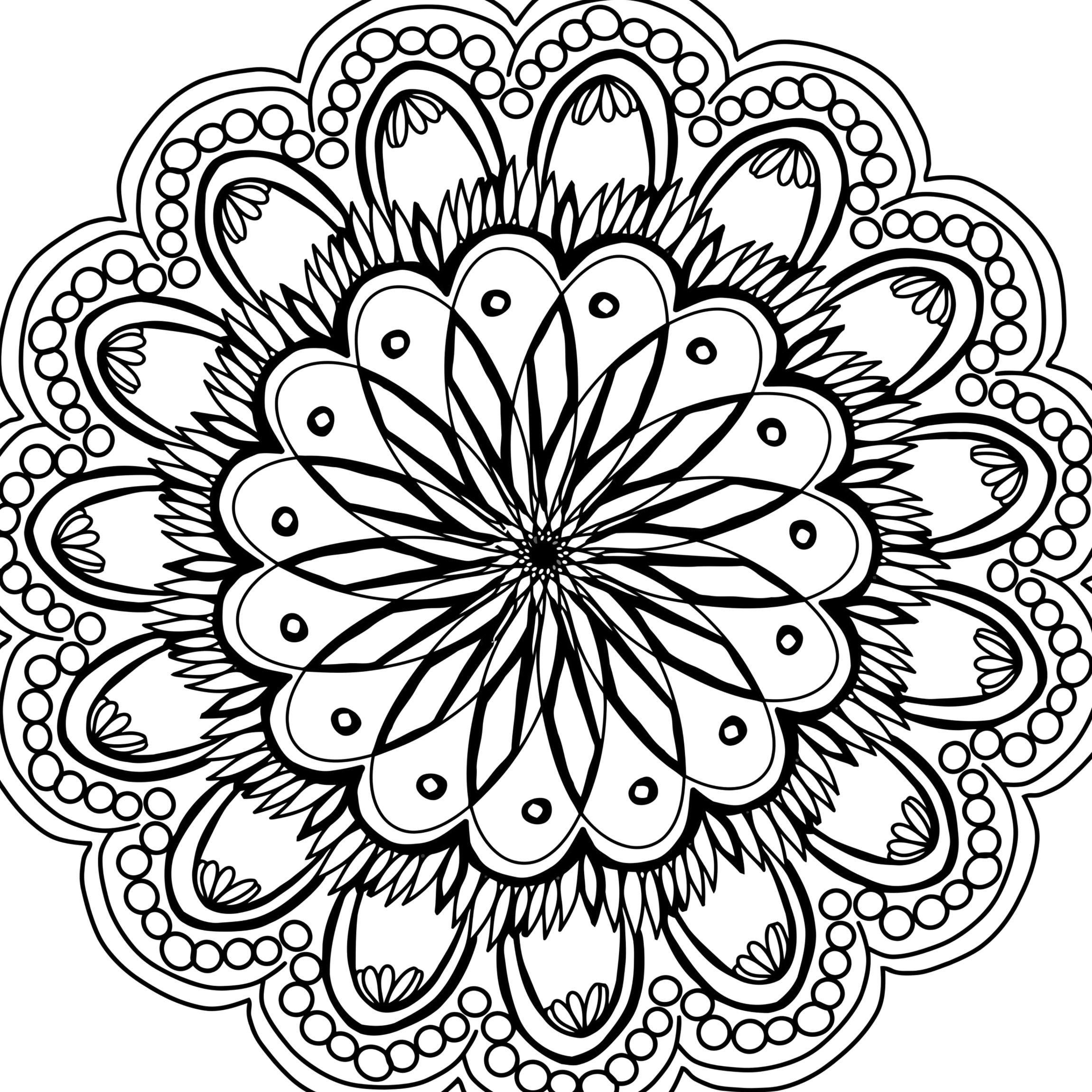 Kostenlose Mandalavorlagen Zum Herunterladen Mandala Vorlage Ausmalbilder Zeichnen Mandala Coloring Pages Mandala Coloring Books Art Journal Prompts