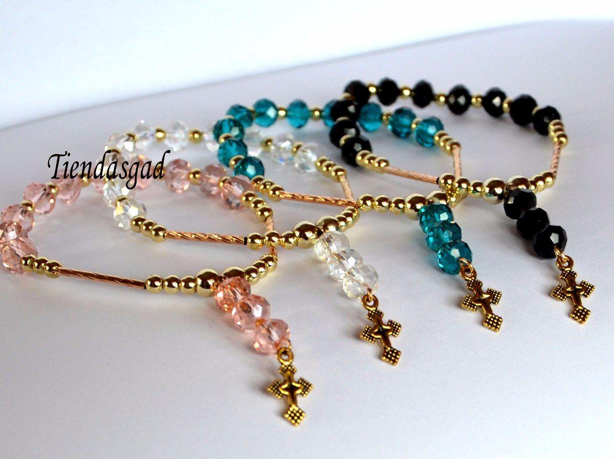 1b279103c7cf pulseras rosarios