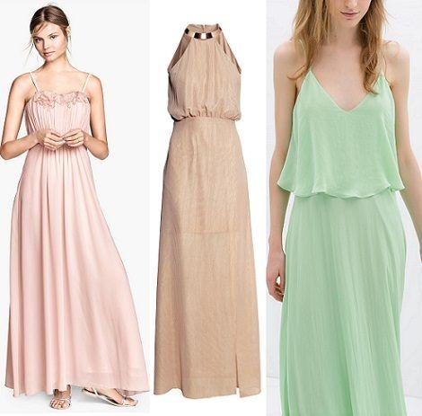 Comprar vestidos largos baratos