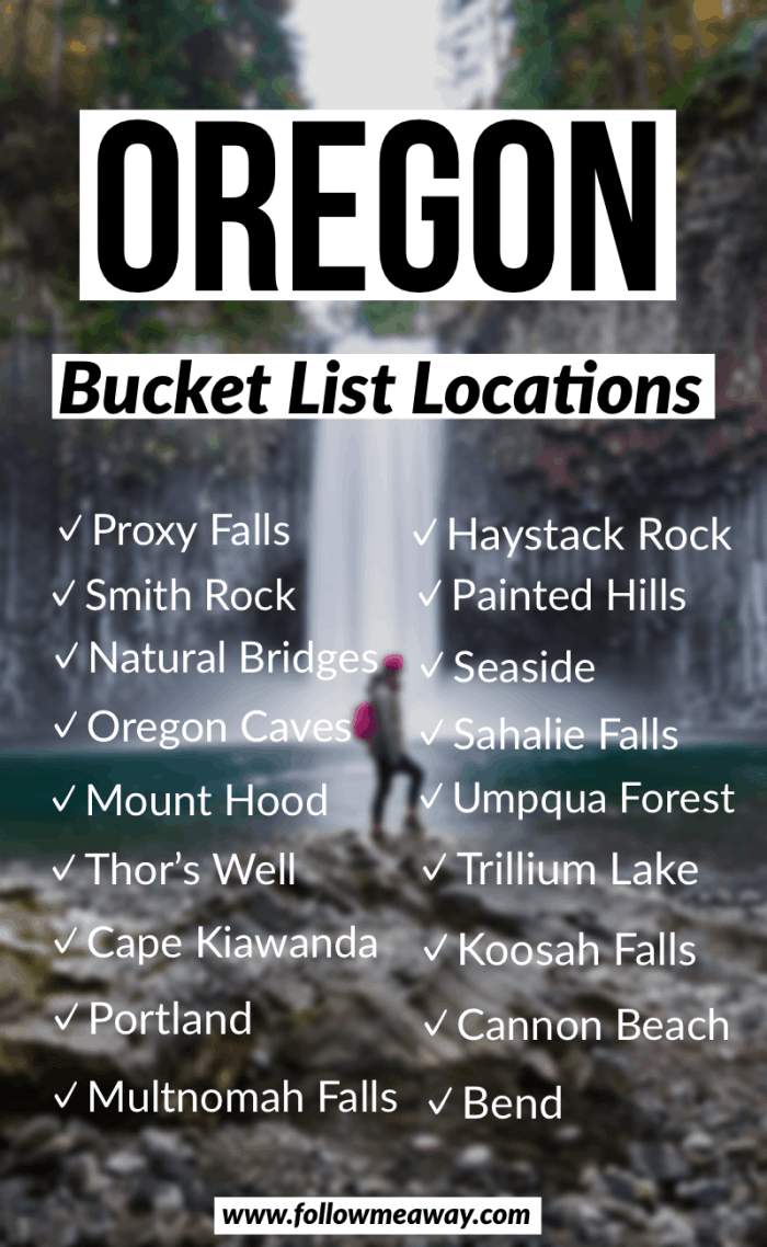 The Ultimate Oregon Road Trip Itinerary You Should Steal #oregontravel