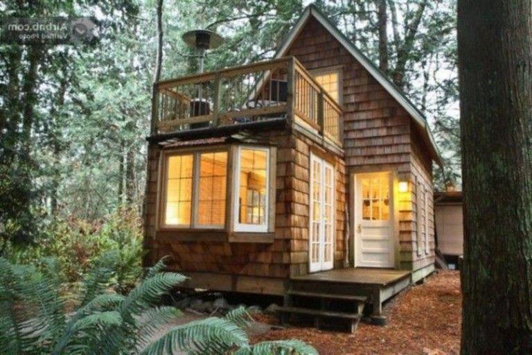 40 Stunning Tiny House Design Ideas Tinyhouse Smallhouse