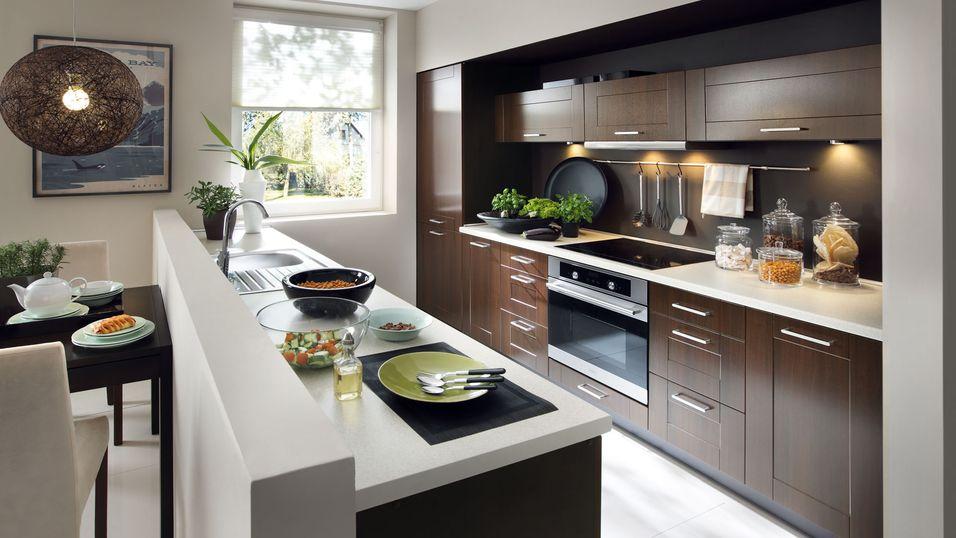 d1cf109e3c111 Black Red White Kuchyne Family Line - Moderné | nábytok Poprad nábytok  Black Red White kuchyne na mieru Poprad