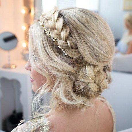 Peinados trenzados festivos #frisuren # frisuren2018 #frisurenauffache #frisurenlangh …