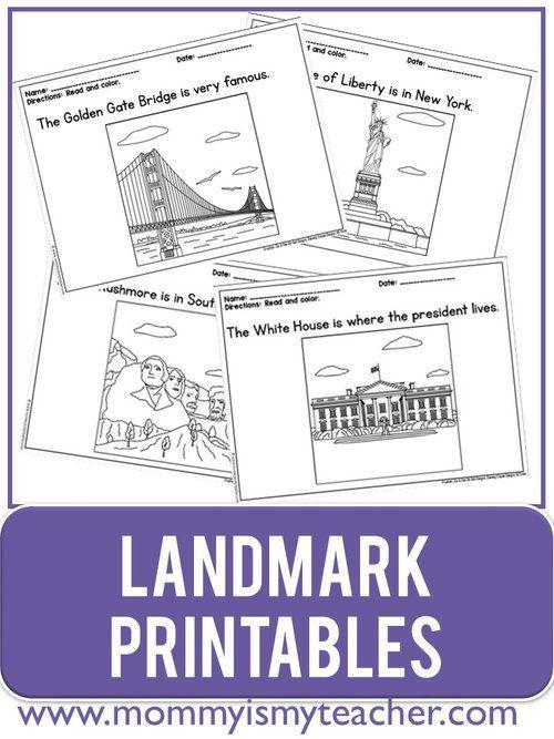 free preschool and kindergarten printable worksheets