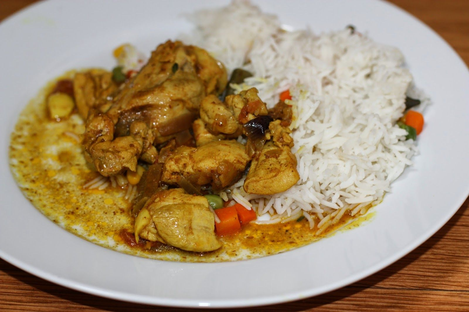 Chow and chatter jamaican curry chicken currys spicy and delish chow and chatter jamaican curry chicken asian food recipesjamaican forumfinder Gallery