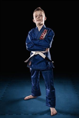 NJ FIGHT SHOP - Tatami Children's Blue Jiu Jitsu Gi with White Belt, $69.99 (http://www.njfightshop.com/tatami-childrens-blue-jiu-jitsu-gi-with-white-belt/)