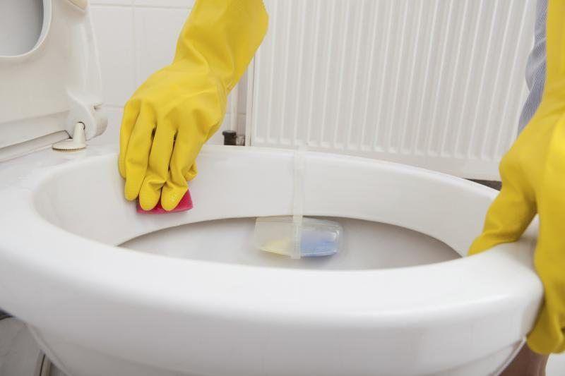 How To Treat Toilet Bowl Stains Abigail Osborne Toilet