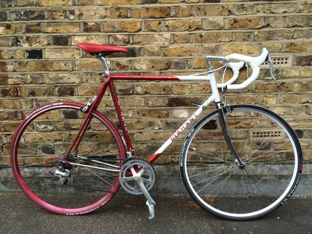 For Sale Diamant 57 5cm Road Bike With Shimano 105 Groupset Shimano Road Bike Bike