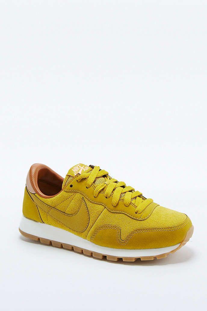 Nike Air Pegasus 83 Mustard Trainers | Style | Nike slippers