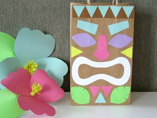 paper decorations that kids could help make