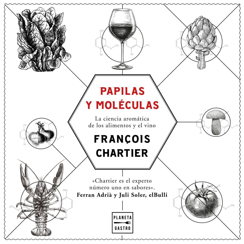 Papilas y mol culas de fran ois chartier books worth reading for El arte de la cocina francesa pdf