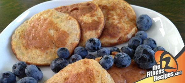 Fitness Recipes | Healthy recipes | Fat loss recipes | Lean muscle gain recipes – One minute banana pancakes by Fitness Recipes