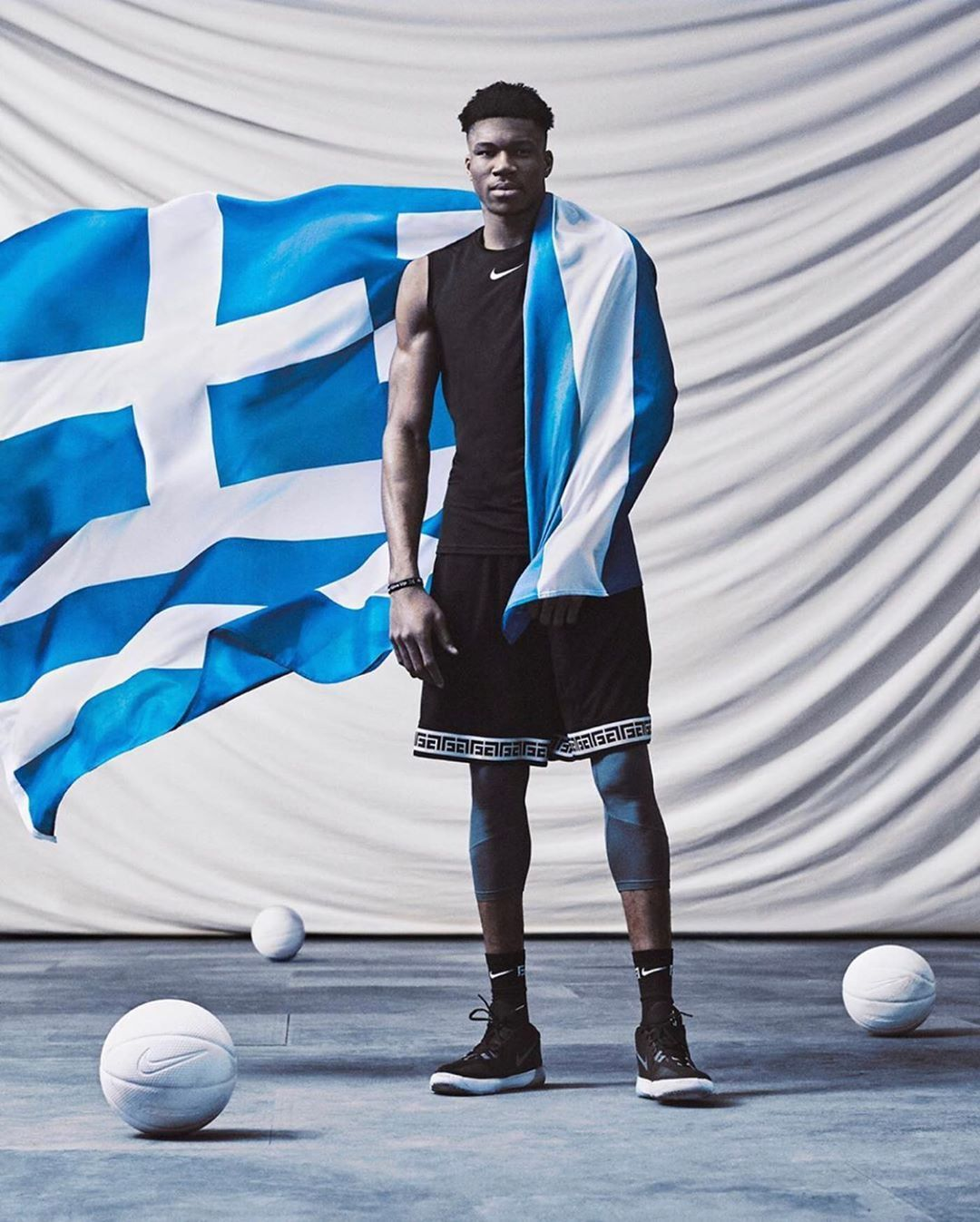 Greece On Instagram Nba Mvp Giannis Antetokounmpo Has His First Signature Shoe By Nike Coming July 1st C Nba Mvp Giannis Antetokounmpo Wallpaper Nba Pictures