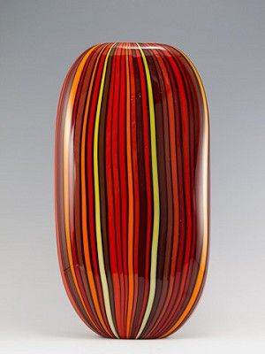 David Calles art glass Love the color and motion here.