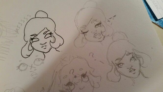 Sketches for journey Taylor Love her #theelkenqueen magical girl Mahou shoujo Sketches. Property of me.