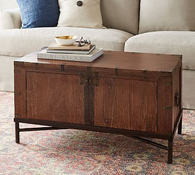 Prime Timor Trunk Coffee Table Living Room Antique Coffee Pabps2019 Chair Design Images Pabps2019Com