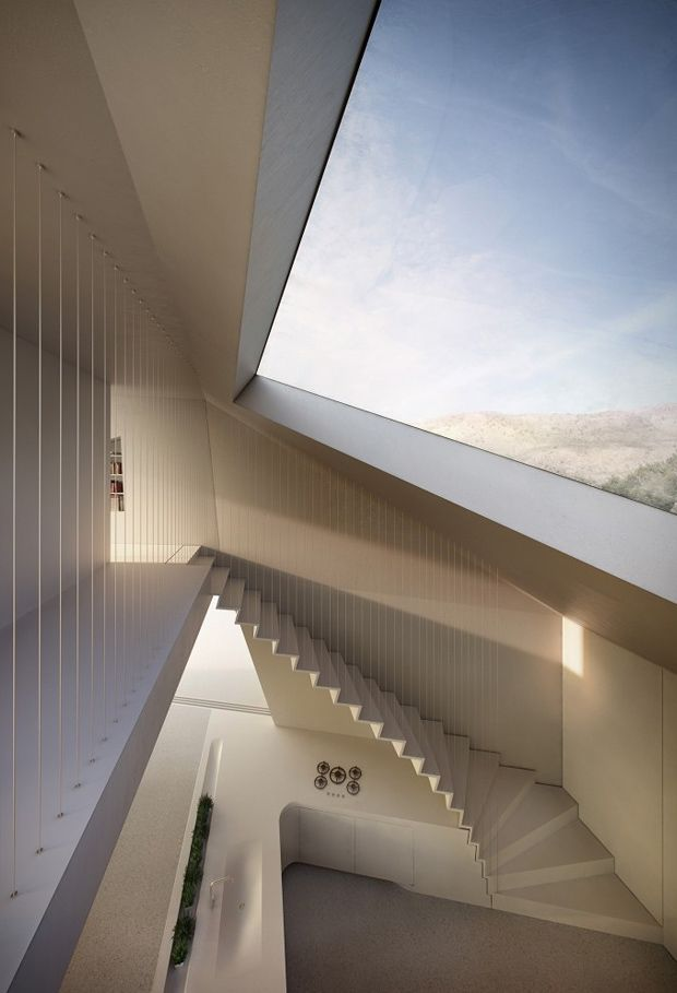 Villa F by Hornung & Jacobi Architecture