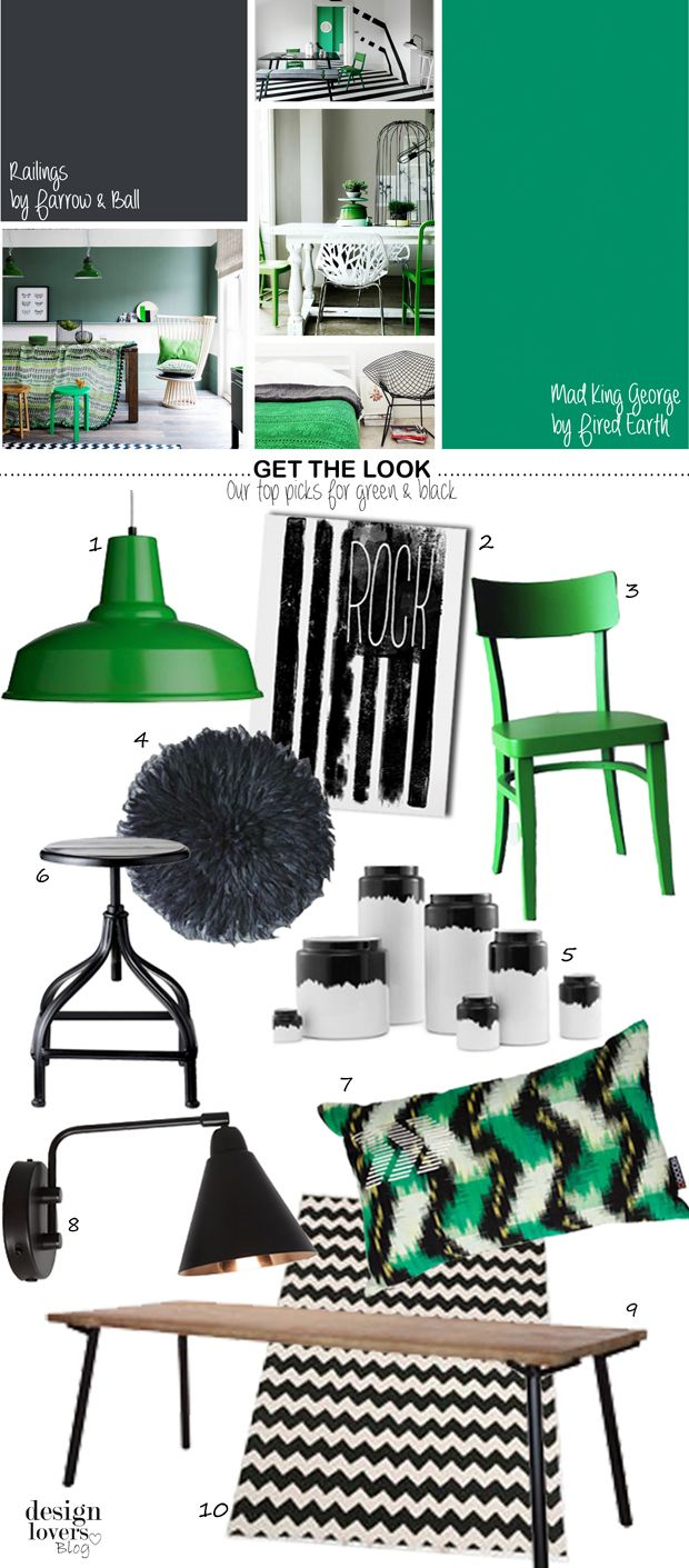 Style finder emerald green pantone colour of the year - Grey and emerald green living room ...
