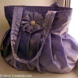 Как сшить сумку с зонтиками 36