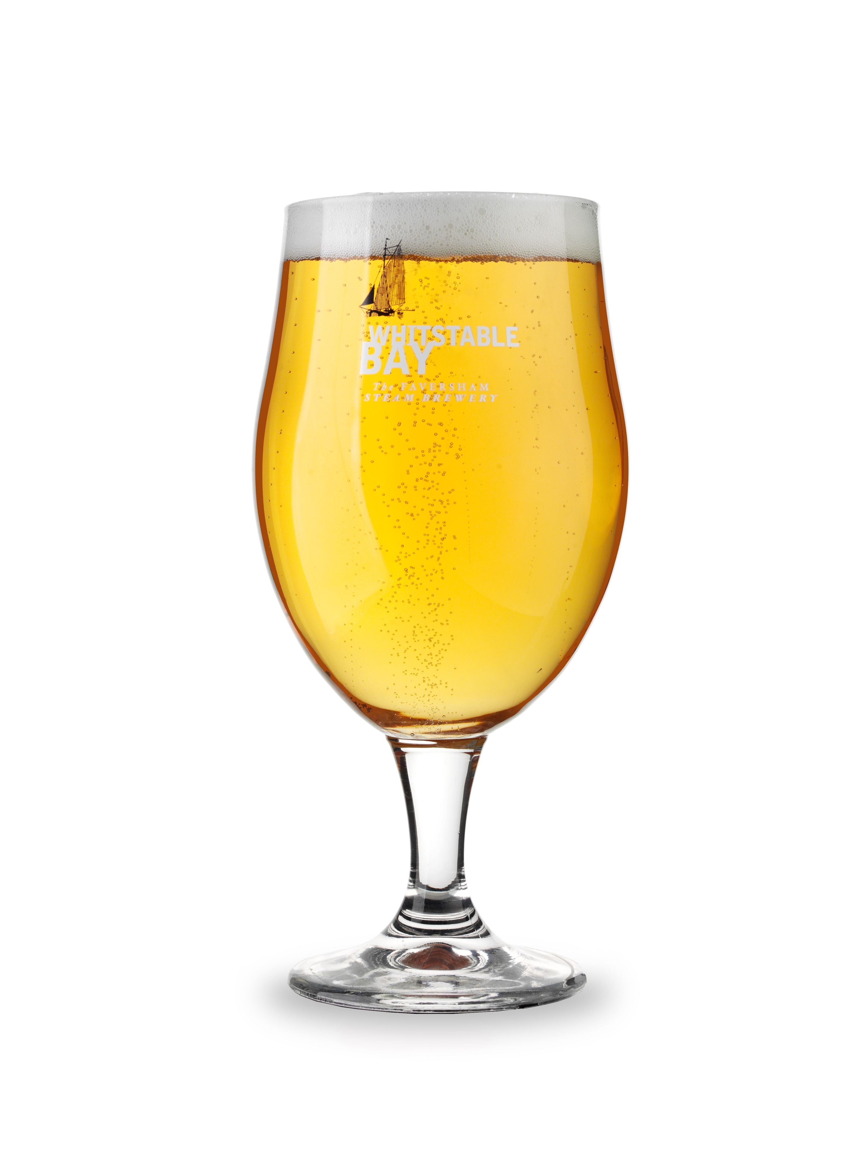 Stem glass whitstable bay premium lager whitstable bay premium stem glass whitstable bay premium lager sciox Image collections
