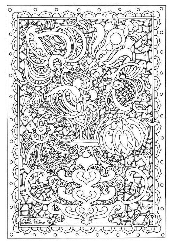 Dibujos Antiestres Para Imprimir Buscar Con Google Paginas