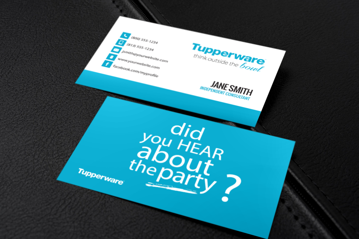 Tupperware Business Cards Free Shipping Free Business Cards Business Cards Printing Business Cards