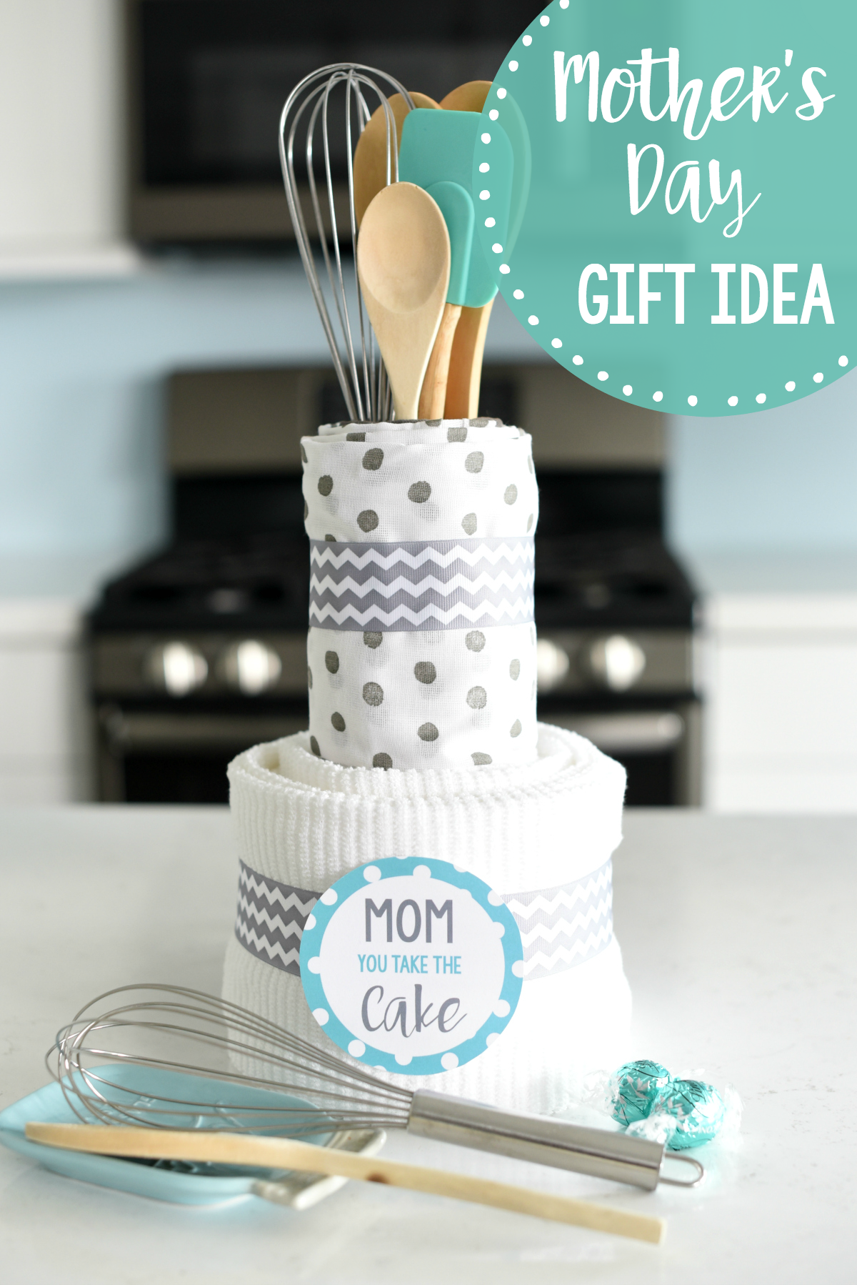 Creative Mother S Day Gift Ideas For Moms Who Love To Cook A Mom That Is Cute And Unique Perfect Loves Be In The