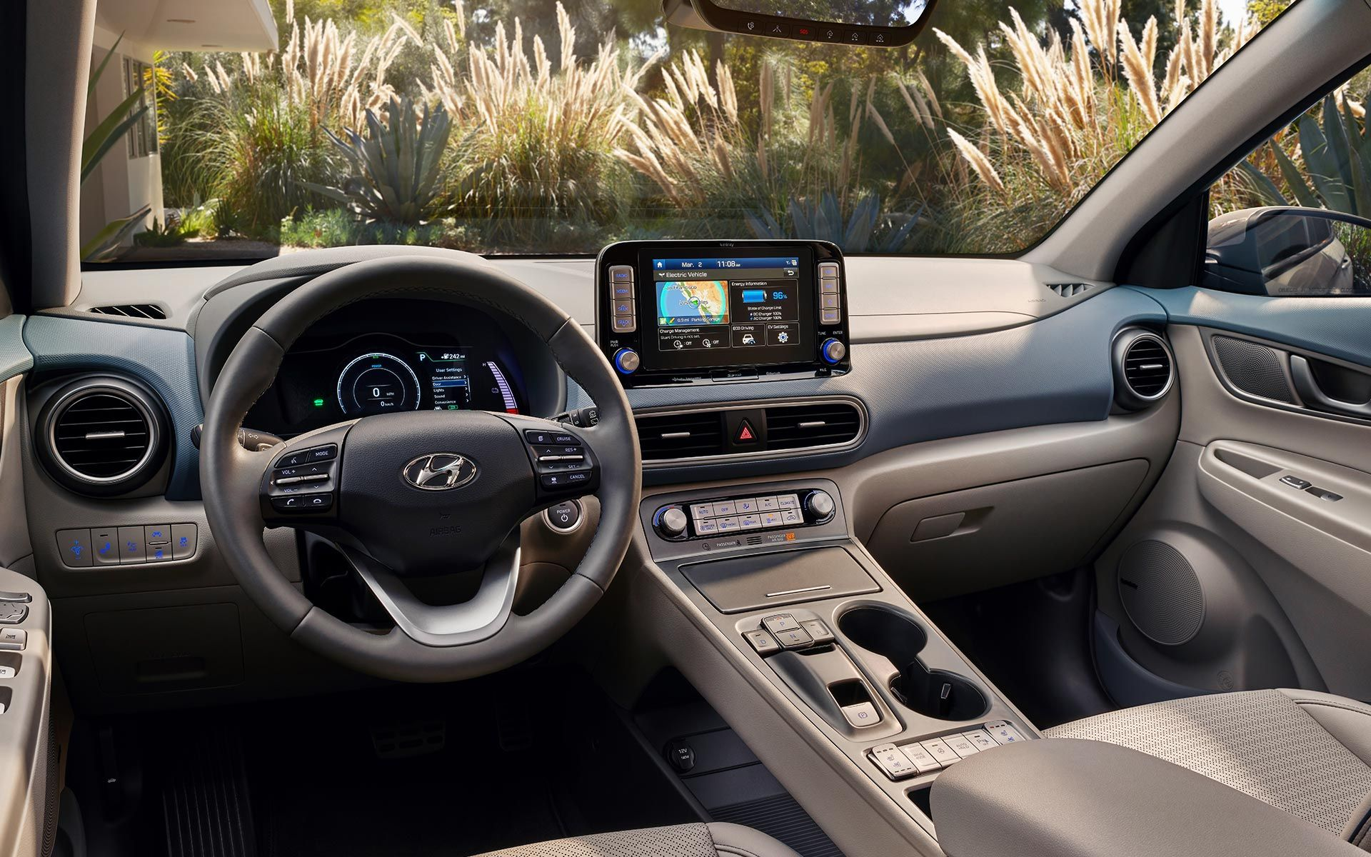 250 Mile Range Hyundai Kona Electric Debuts At The New York