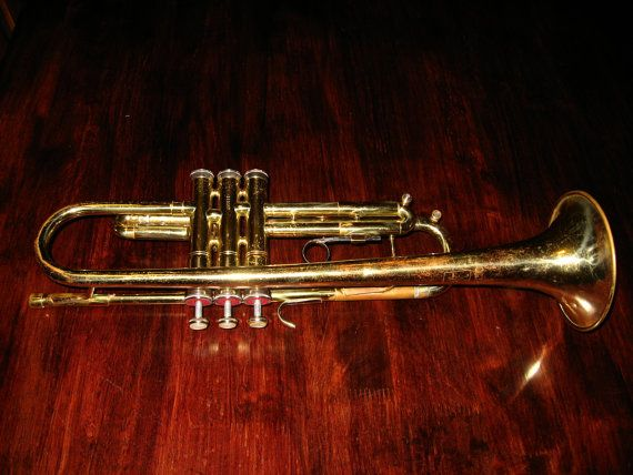 CONN Director 18b TRUMPET lot 3025023 by GabesTrumpets on Etsy