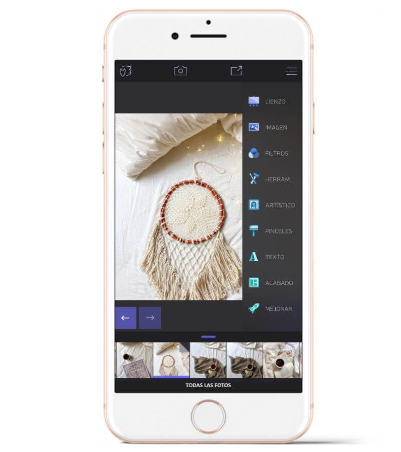 10 Apps Gratuitas Para Editar Fotos Con El Celular Editar Fotos Programa Para Editar Fotos Apps Fotos