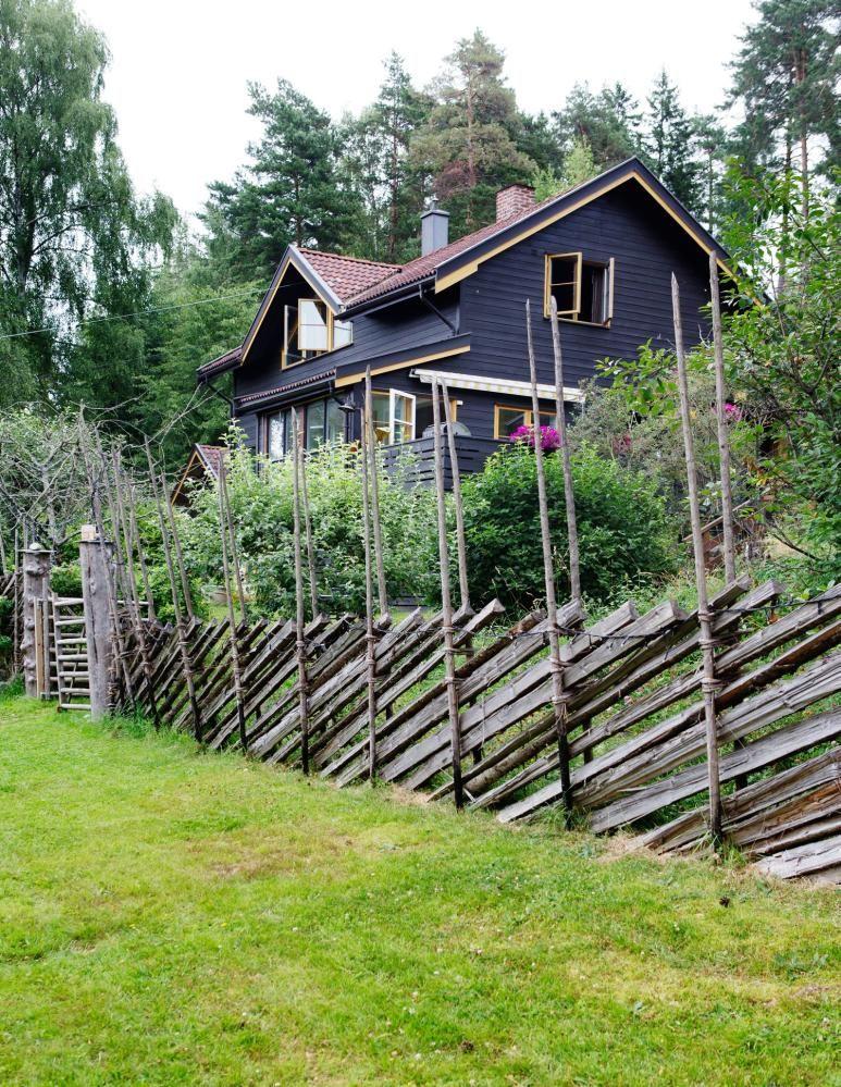 Pin von Ju Dit auf Gartenzaun und Sichtschutz Pinterest Zäune - gartenzaun metall anthrazit