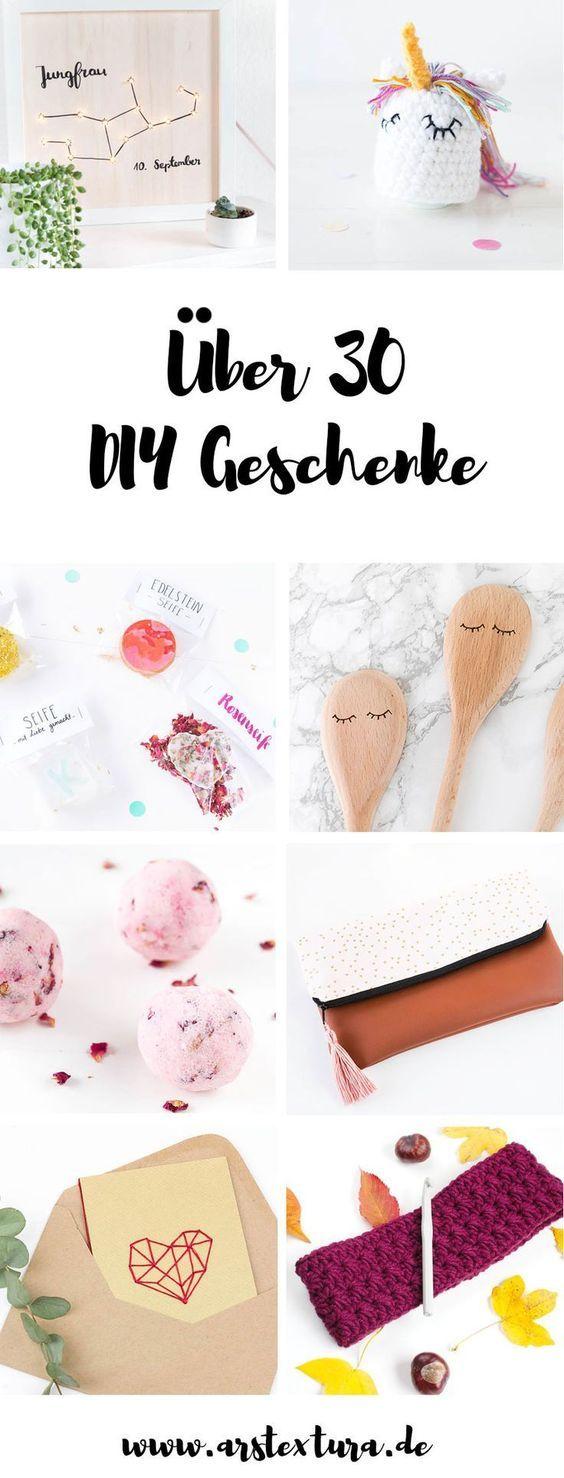DIY Geschenke | ars textura – DIY-Blog #presentsforboyfriend