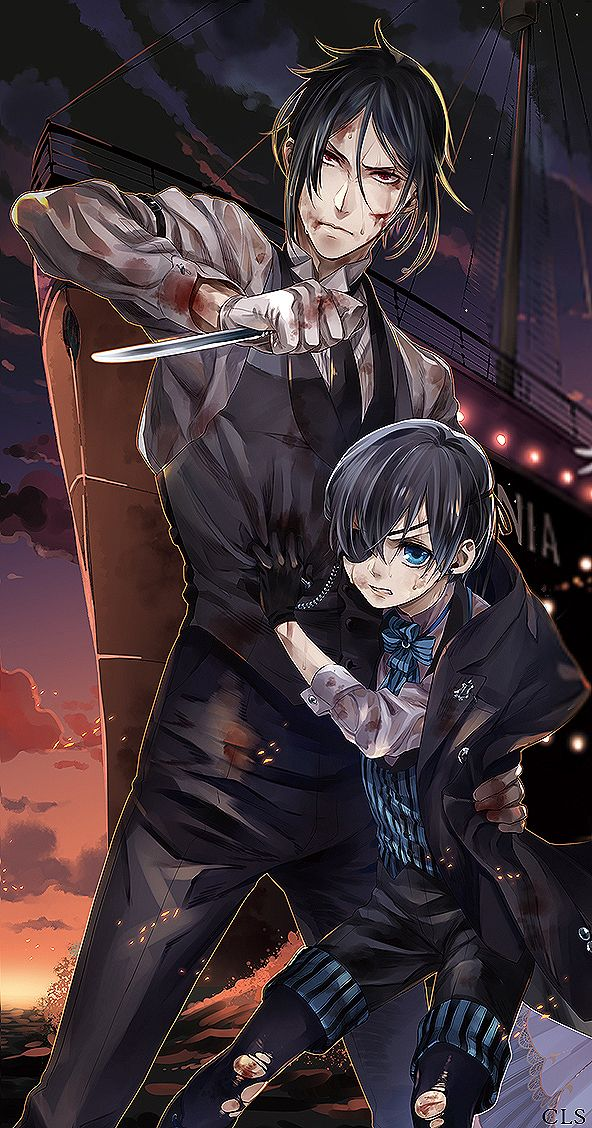 Ciel Loves Sebastian : Photo