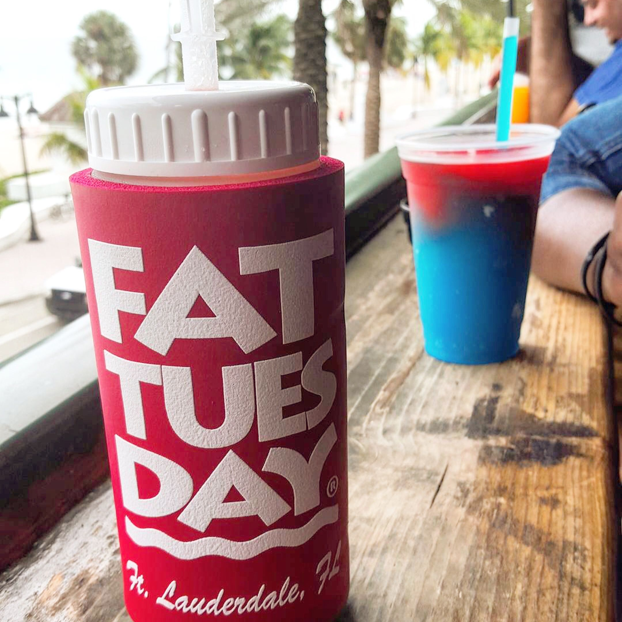 Friday is back like a long lost friend!  **SUPER AWESOME pic by sinaswee #fattuesday #daiquirifriday #tgidf