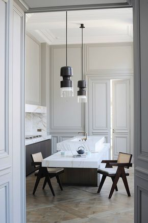 Gorgeous Modern French Interiors (40 Pics | Contemporary, Interiors ...