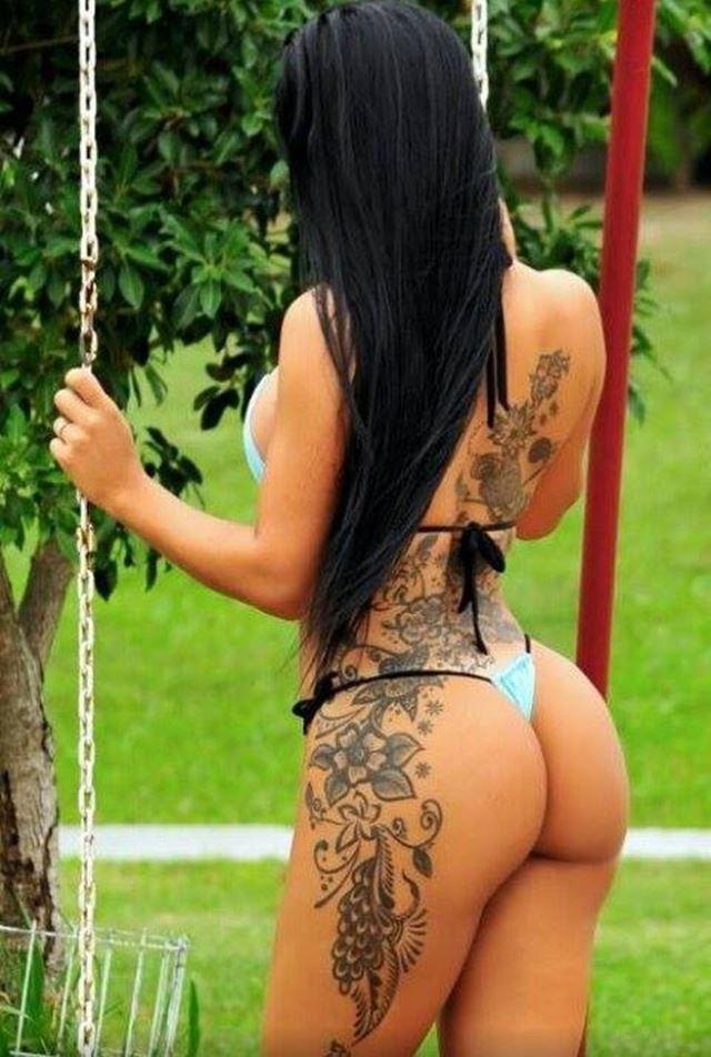 ♥ ✿⊱╮♥ Tattoogirl ♥ ✿⊱╮♥