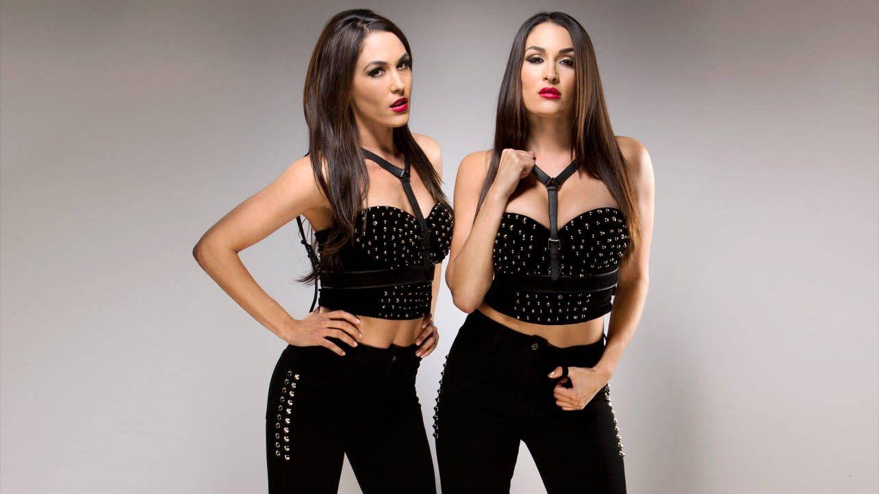Wwe Divas Photo Bella Twins Bella Twins Nikki And Brie Bella Wwe Divas