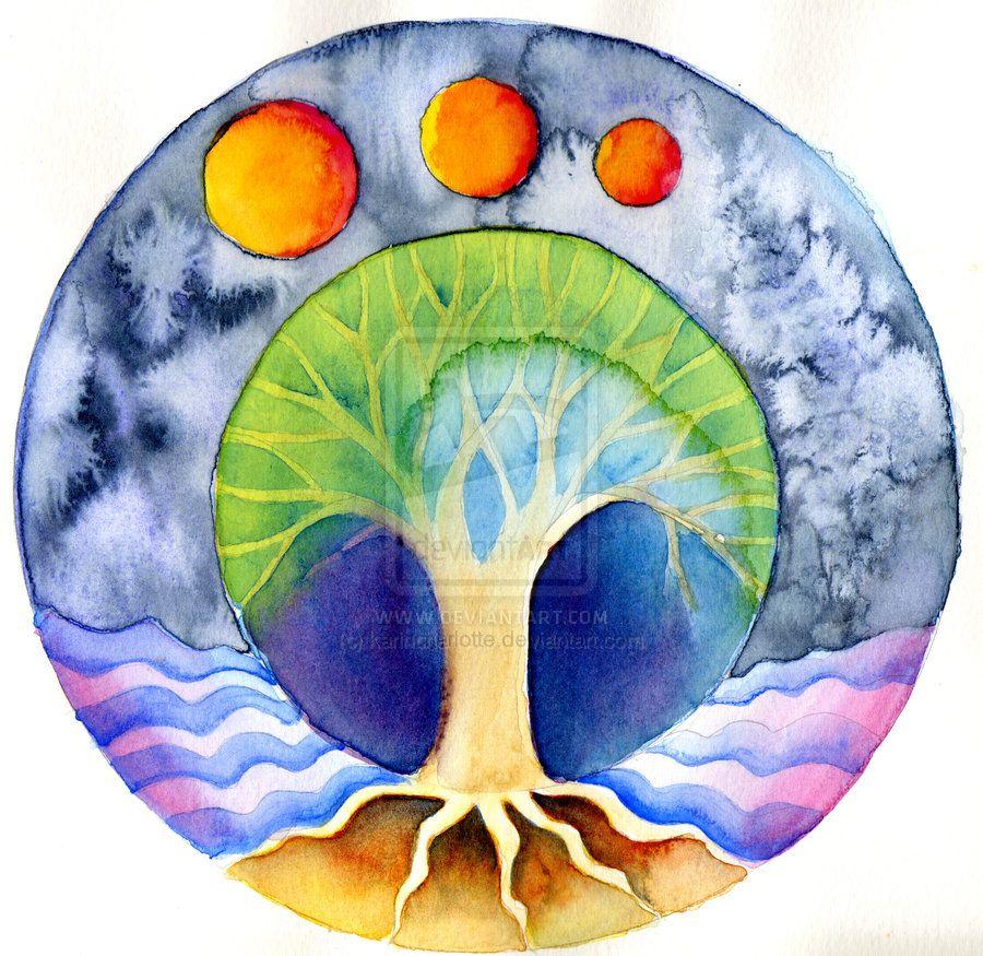 Tree+of+Life+by+karincharlotte.deviantart.com+on+@deviantART ...