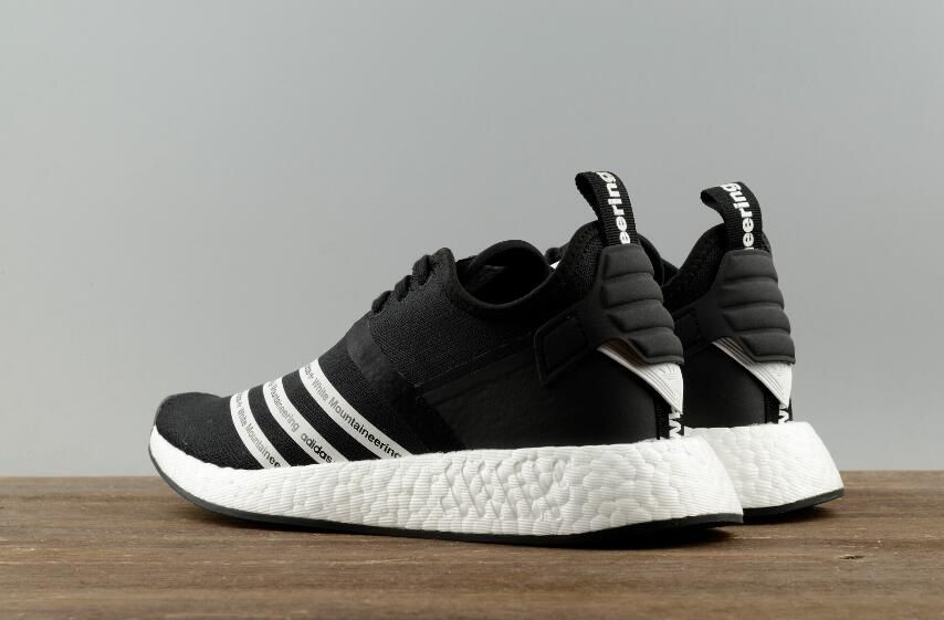 new products 125da 2ac55 Best Price Adidas WHITE MOUNTAINEERING NMD R2 Real Boost ...