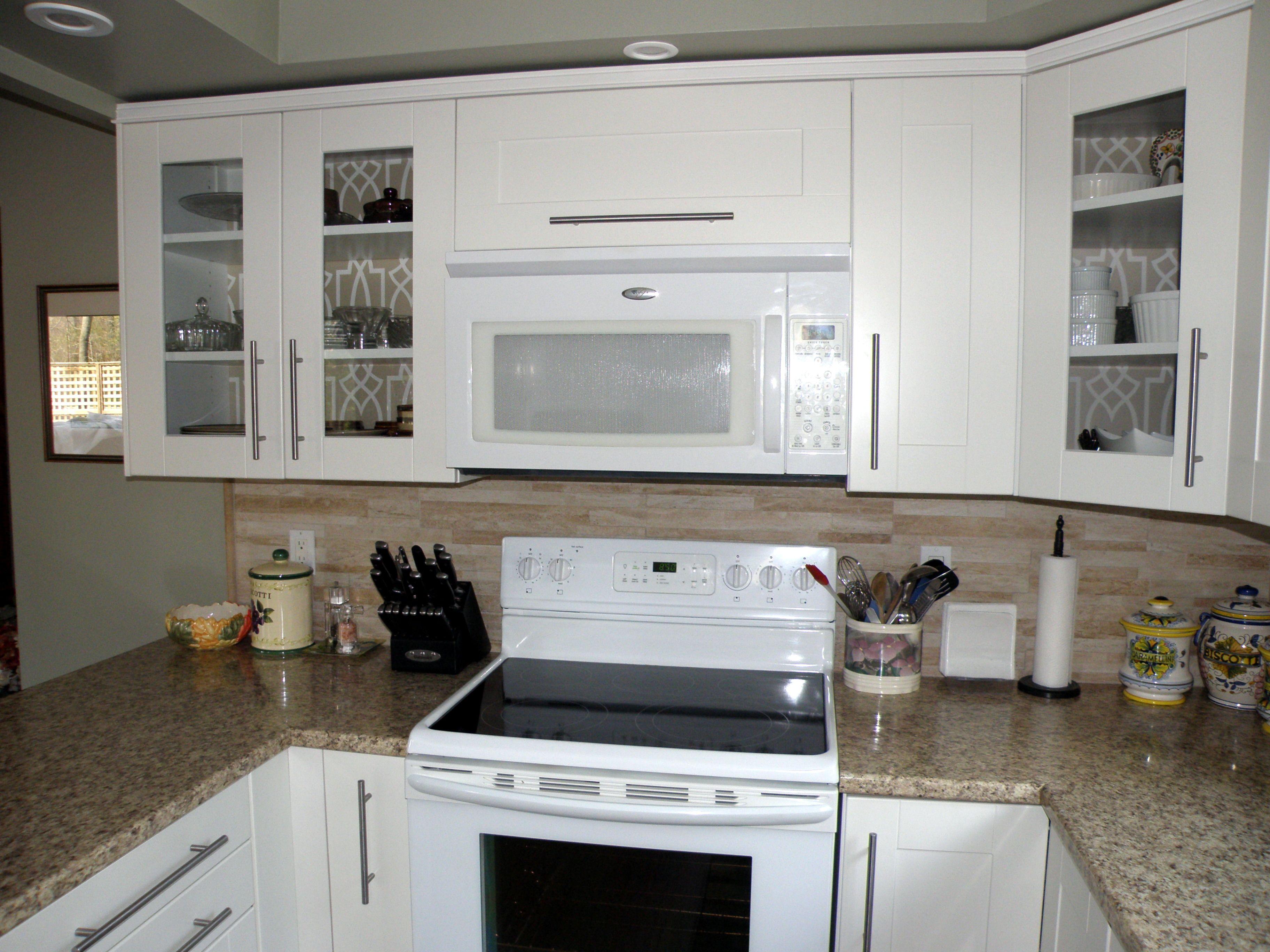 Ikea Grimslov Cabinets   Kitchen inspirations, Kitchen ...